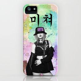 CRAZY 3 iPhone Case