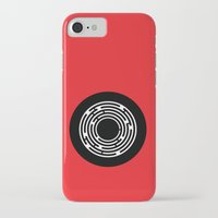shining iPhone & iPod Cases featuring Shining by Aurelie Scour