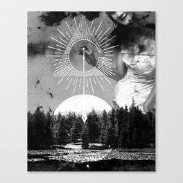Dosed Canvas Print