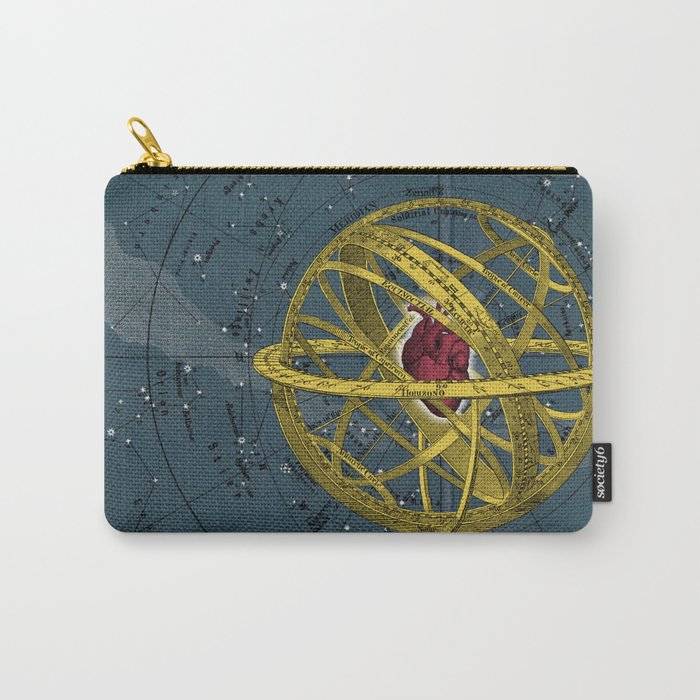 Heartcentrical sistem Carry-All Pouch