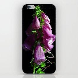digitalis iPhone Skin
