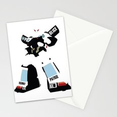 Transformers G1 - Autobot Prowl Stationery Cards
