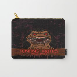 Hunting Krites Since 1986 Carry-All Pouch