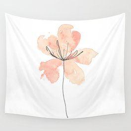 Don't pluck me ! Wall Tapestry