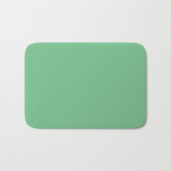 Island Green Bath Mat