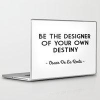 destiny Laptop & iPad Skins featuring Destiny by I Love Decor