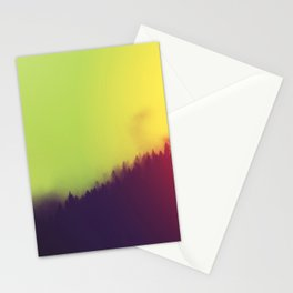 The Woods Are Dreaming Stationery Cards