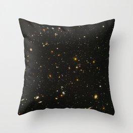 Ultra Deep Field Throw Pillow