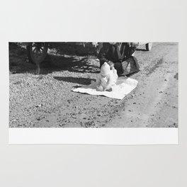 Tracy, California 1937 Rug