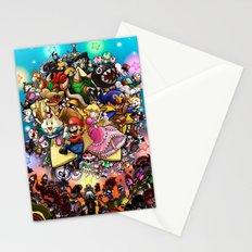 Legend of Seven Stars! Stationery Cards