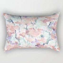 Divine Feminine Pale Coral Rectangular Pillow