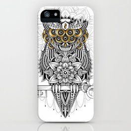 The Secret Keeper iPhone Case
