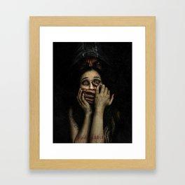 Insidious  Framed Art Print