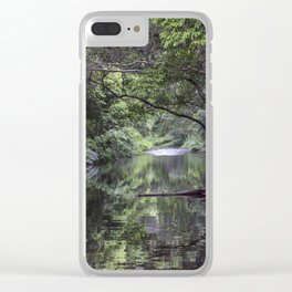 Freshwater Creek Clear iPhone Case