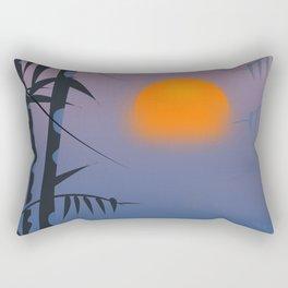 Sunset Rectangular Pillow