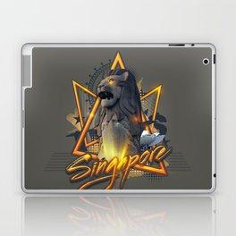 Singapore's Special Laptop & iPad Skin