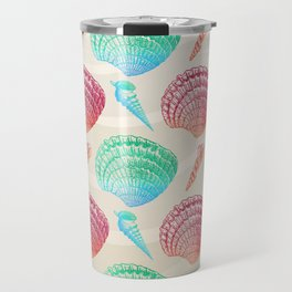 Marine Pattern 07 Travel Mug