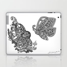 Butterfly Magnetism  Laptop & iPad Skin