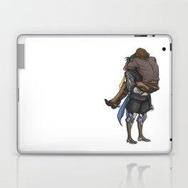 Smol & Strong Laptop & iPad Skin