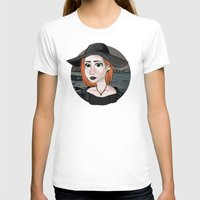 ginger T-shirts featuring Ginger by Julia Kolos