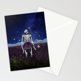 Death Fairy Helper Stationery Cards