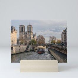 Notre Dame de Paris Mini Art Print