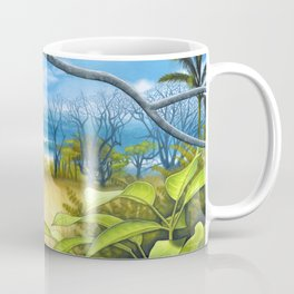 Surf Report Coffee Mug