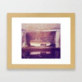 Endless days  Framed Art Print