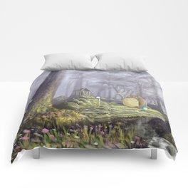 Totoro's Forest Comforters