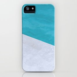 Poolside Playdate iPhone Case