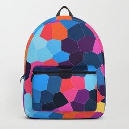 Geometric Brights Backpack