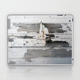 Hinge on Vintage Door Laptop & iPad Skin