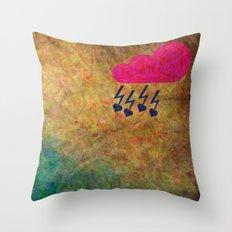 Lovestorming Throw Pillow