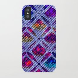 Pollock goes Amish no21 iPhone Case