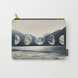 Moonlight Mountains Carry-All Pouch