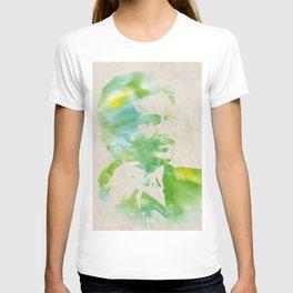 Ron Burgundy - Watercolor T-shirt