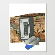 summer mix Canvas Print