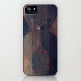 lazarus (no one knows me now) iPhone Case