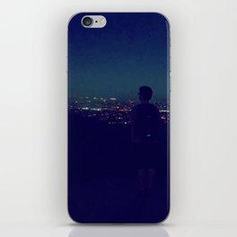 Urban Glow iPhone Skin