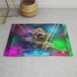 WetPaint420, Cannabis In The Club Rug
