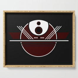 Totem Droid Serving Tray