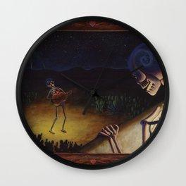 La Serenata Wall Clock