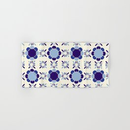 Portuense Tile Hand & Bath Towel