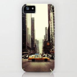 Heart Failed in the Back of a Taxi iPhone Case