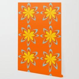 Vintage flower Wallpaper