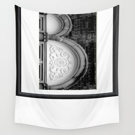 Letter B Wall Tapestry