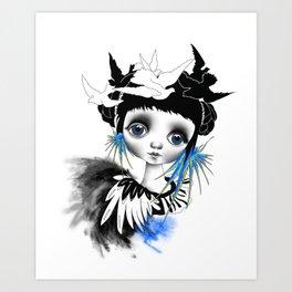 Internal Everafter Print#1 Art Print