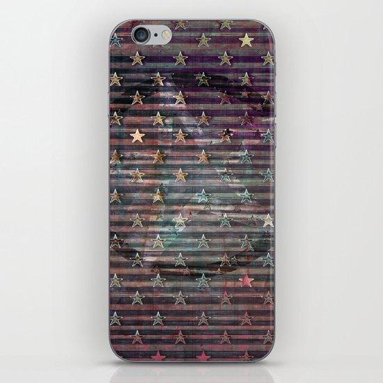 Stars & Stripes iPhone & iPod Skin