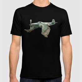 In which it's a bird. It's a plane. (Now in technicolour) T-shirt