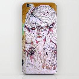g a i n iPhone Skin